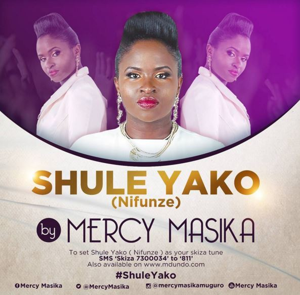 Photo of Audio | Mercy Masika – Shule Yako (Nifunze) | Mp3 Download