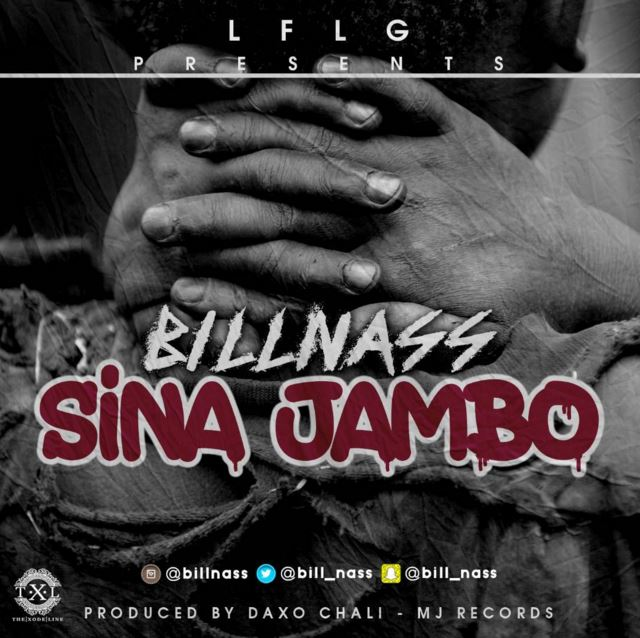 Photo of Audio | Billnass – SINA JAMBO | Mp3 Download