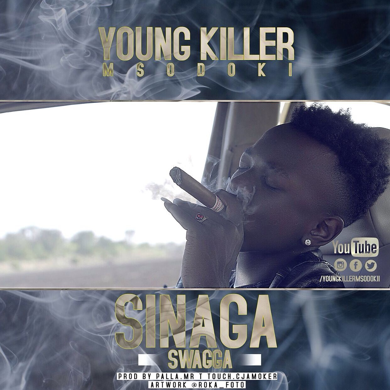 Photo of Young Killer Msodoki (Video) – Sinaga Swagga | Mp4 Download