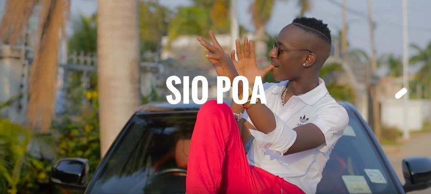 Photo of New VIDEO: Man Fongo – Sio Poa