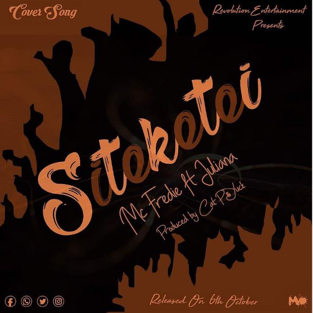 Photo of Audio | Mc Freddie ft Juliana – Siteketei Cover | Mp3 Download