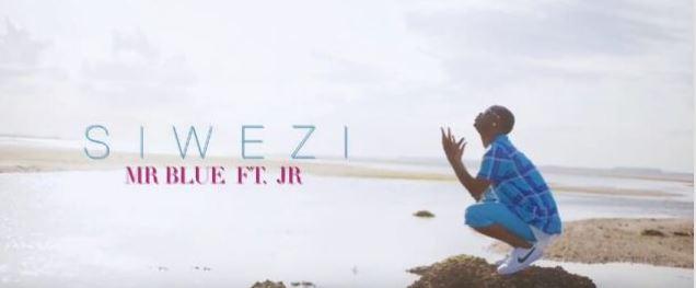 Photo of New VIDEO: Mr Blue Ft JR – Siwezi