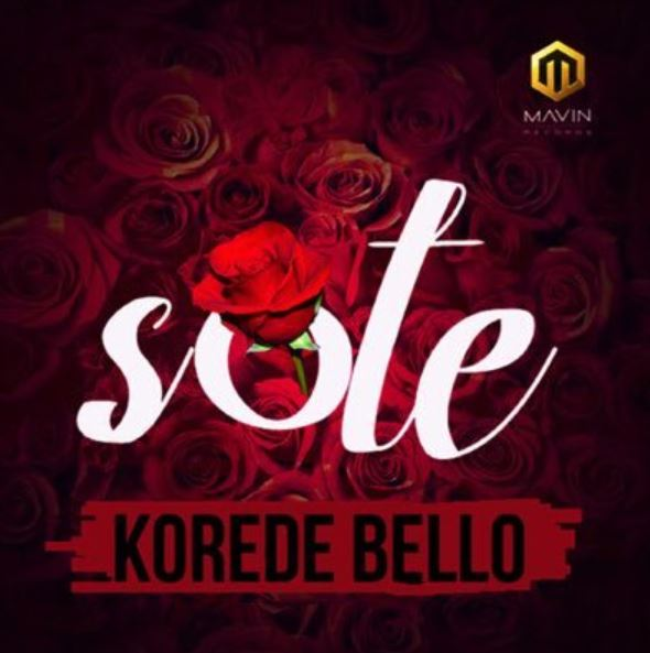 Photo of New AUDIO: Korede Bello – Sote