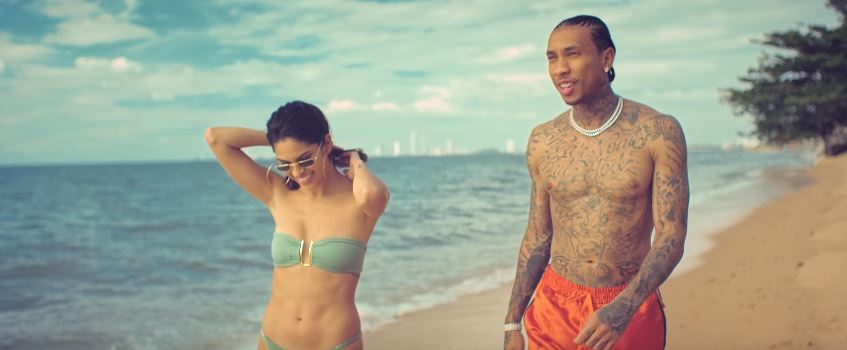 Photo of New VIDEO: Tyga – Temperature