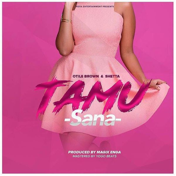 Photo of Audio | Otile Brown Ft. Shetta – Tamu Sana | Mp3 Download
