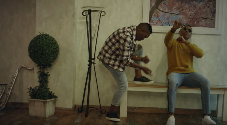 Photo of New VIDEO: Otile Brown Ft. Shetta – Tamu Sana