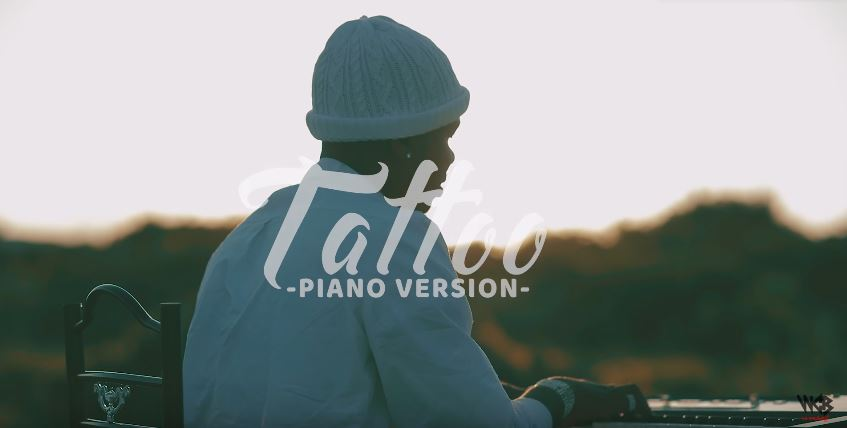 Photo of New VIDEO: Lava Lava – Tattoo (Piano Version)