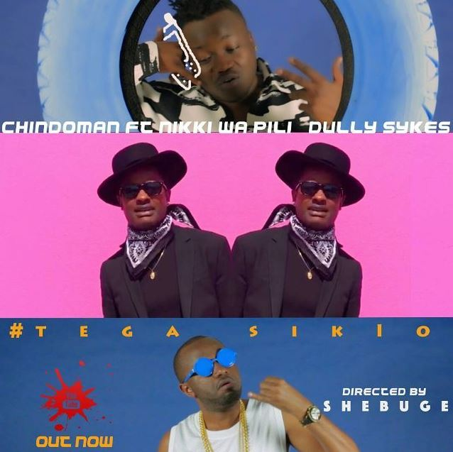Photo of New VIDEO: ChindoMan Ft. Nikki wa Pili & DullySykes – Tega Sikio