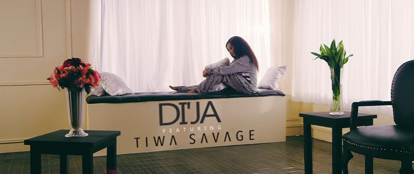 Photo of New VIDEO: Di'Ja Ft. Tiwa Savage – The Way You Are