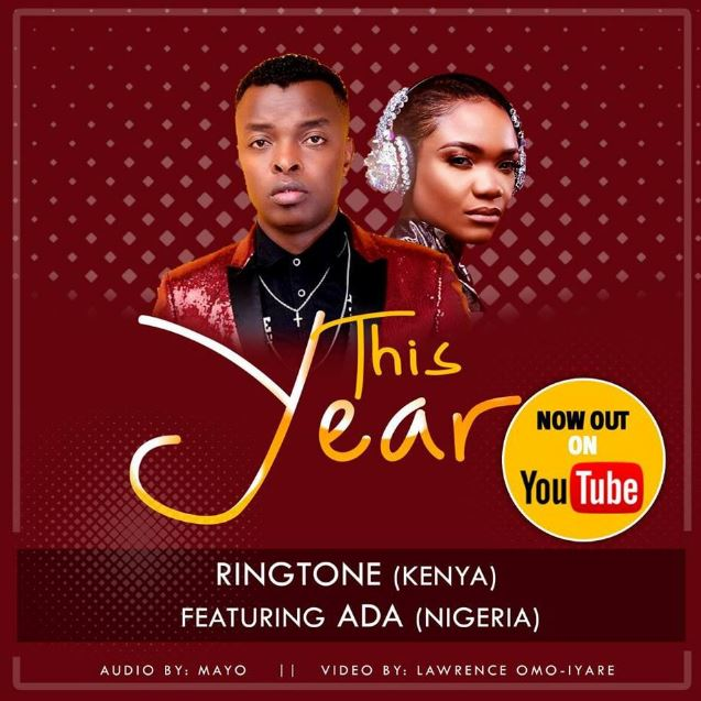 Photo of New VIDEO: Ringtone Ft Ada – This Year