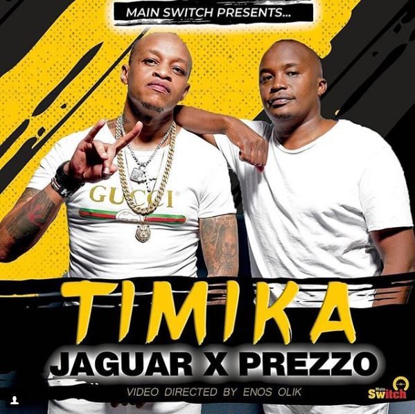 Photo of New AUDIO: Jaguar x Prezzo – Timika | Download