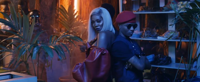 Photo of New VIDEO: Tiwa Savage Ft. Wizkid & Spellz – Malo