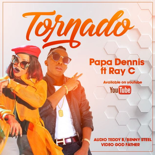 Photo of New AUDIO: Papa Dennis Ft. Ray C – Tornado | Download