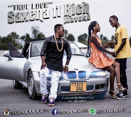 Photo of Audio | Saxena ft Rich Mavoko – True Love | Mp3 Download