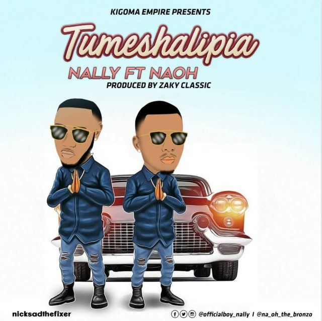 Photo of New AUDIO: Nally ft Naoh – Tumeshalipia | Download