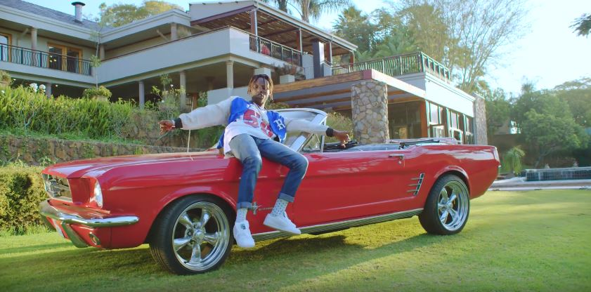 Photo of New VIDEO: Country Boy ft Mwana FA – Turn Up