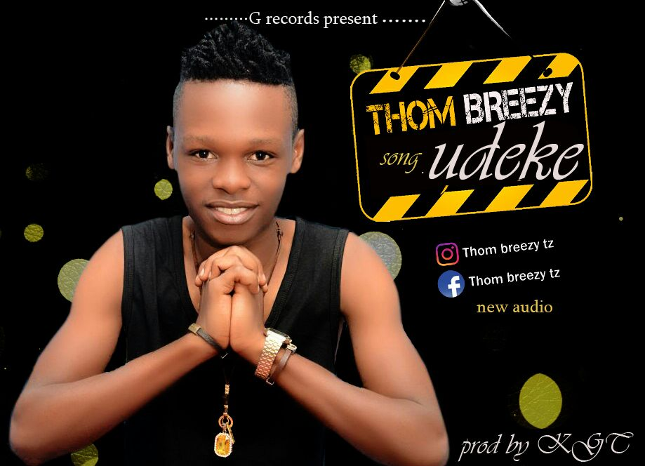 Photo of Audio | Thom Breezy – Udeke | Mp3 Download