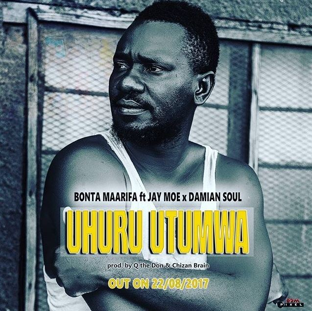Photo of Audio | Bonta Ft. Jay Moe & Damian Soul – Uhuru Utumwa | Mp3 Download