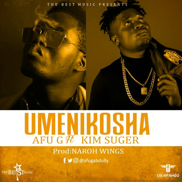 Photo of New AUDIO: Afu G ft Kim Suger – Umenikosha | Download