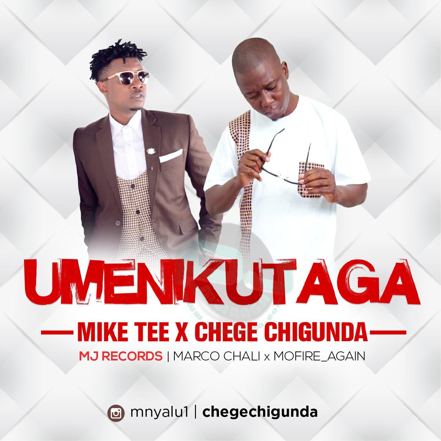 Photo of Audio | Mike Tee ft Chege – Umenikutaga | Mp3 Download