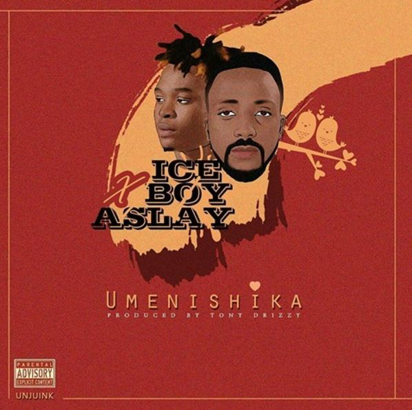 Photo of Audio | Ice Boy Ft Aslay – Umenishika | Mp3 Download