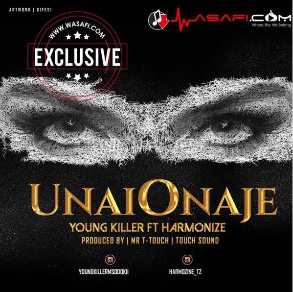 Photo of Audio | Young Killer Ft. Harmonize – Unaionaje | Mp3 Download