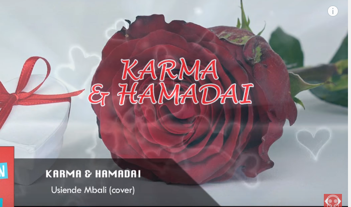 Photo of Audio | Karma & Hamadai – Usiende Mbali (cover) | Mp3 Download