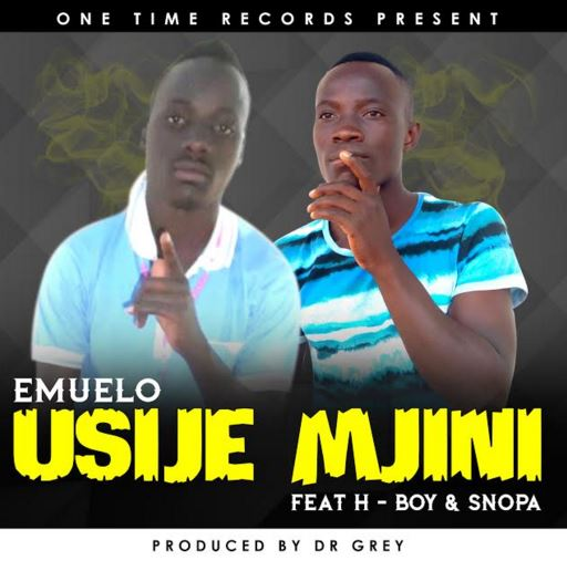 Photo of Audio | Emuelo ft H Boy & Snopa – Usije Mjini | Mp3 Download