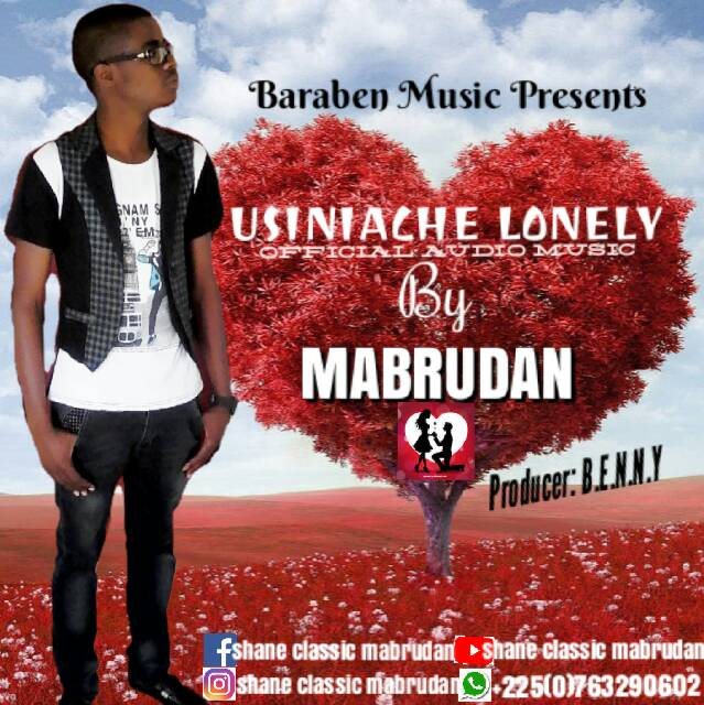Photo of New AUDIO: Mabrudan – Usiniache Lonely | Download