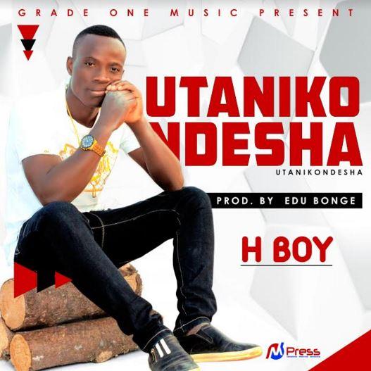 Photo of Audio   H boy – Utanikondesha   Mp3 Download