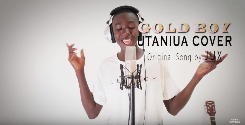 Photo of New VIDEO: Jux – Utaniua Cover By Gold Boy