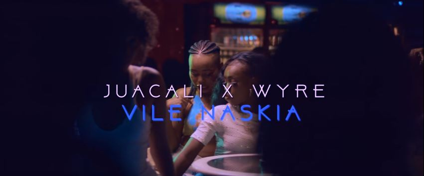 Photo of New VIDEO: JuaCali Feat. Wyre – VILE NASKIA