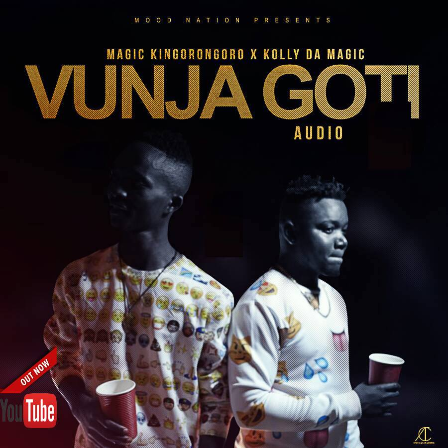 Photo of Audio | Magic Soldier ft. Kolly The Magic – Vunja Goti | Mp3 Download