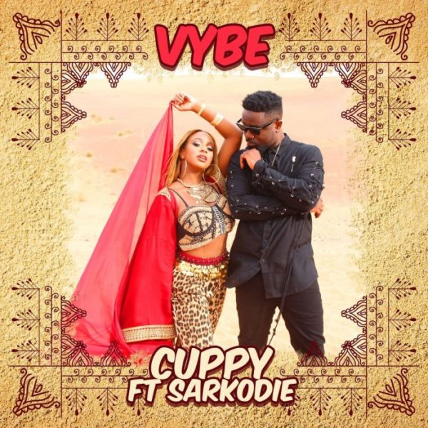 Photo of New VIDEO: DJ Cuppy ft Sarkodie – Vybe