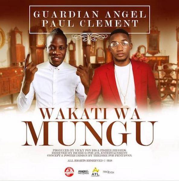 Photo of New VIDEO & AUDIO: Paul Clement & Guardian Angel – WAKATI WA MUNGU