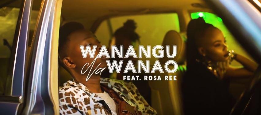 Photo of New VIDEO:  OMG ft. Rosa ree – Wanangu na Wanao
