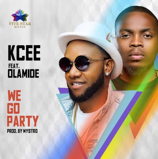 Photo of New AUDIO: Kcee ft Olamide – We go party