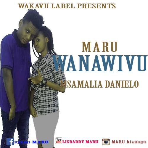 Photo of Audio | Maru X Msamaria – Wana Wivu | Mp3 Download