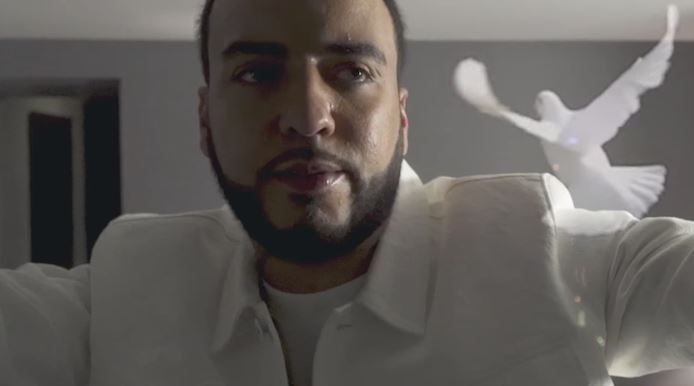 Photo of New VIDEO: French Montana – White Dress