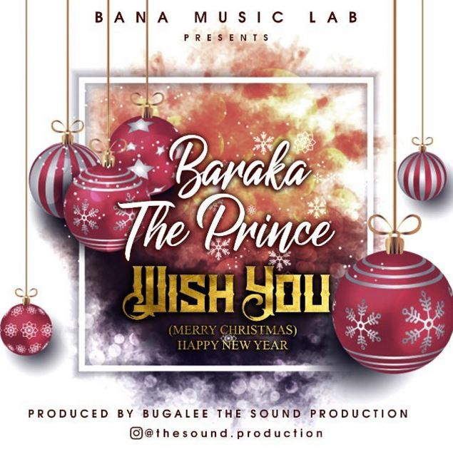 Photo of Audio | Barakah The Prince – Wish You | Mp3 Download