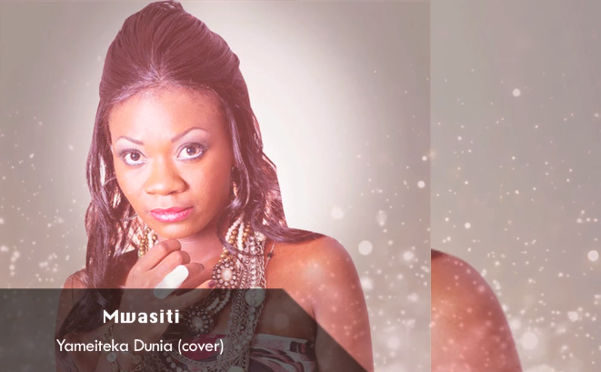 Photo of Audio | Mwasiti – Yameiteka Dunia (cover) | Mp3 Download