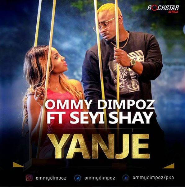 Photo of New AUDIO: Ommy Dimpoz ft. Seyi Shay – Yanje | Download
