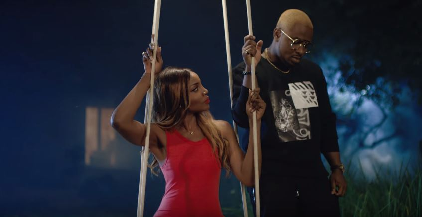 Photo of New VIDEO: Ommy Dimpoz ft. Seyi Shay – Yanje