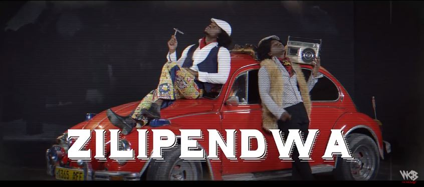 Photo of New VIDEO: WCB Wasafi ( Diamond Platnumz, Harmonize, Rich Mavoko & Rayvanny – ZILIPENDWA