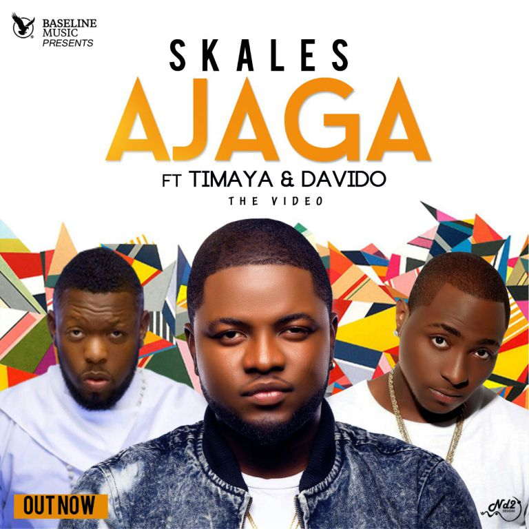 Photo of Skales Ft. Davido X Timaya (Video) – Ajaga | Mp4 Download