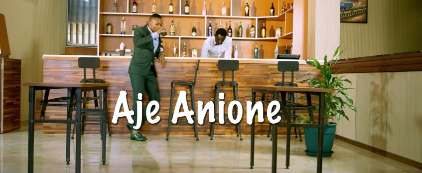 Photo of New VIDEO: Otile Brown – Aje Anione
