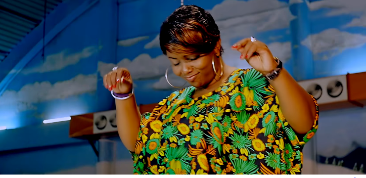 Photo of Christina Shusho (Video) – Akutendee Nini | Mp4 Download