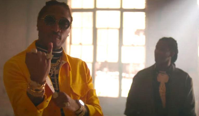 Photo of New VIDEO: Future & Young Thug – All da Smoke