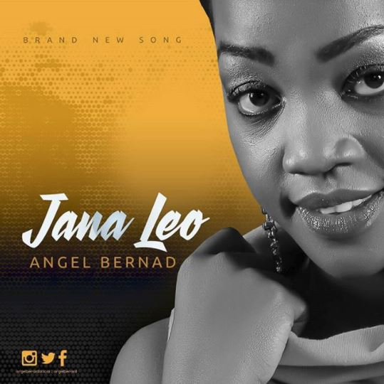 Photo of Gospel Audio | Angel Bernad – Jana Leo | Mp3 Download