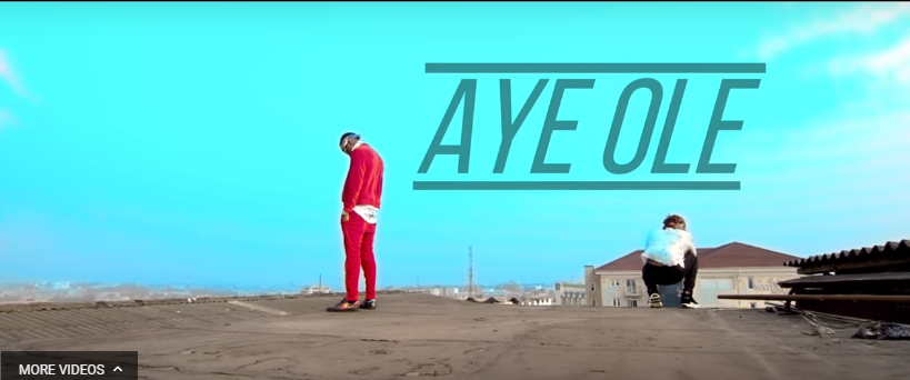 Photo of Attitude ft Ycee (Video) – Aye Ole | Mp4 Download